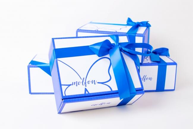iRiS Japan LLC. バタフライピー専門ブランドmolfon「なんでもない日のプレゼント」キャンペーンを開催
